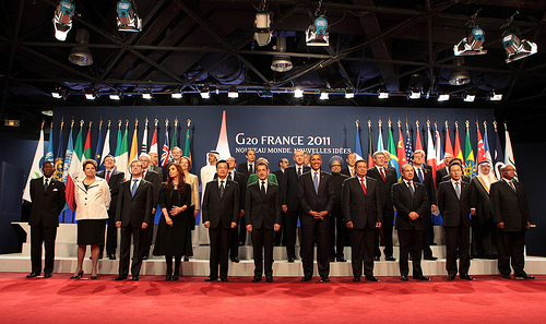 Sommet du g20 de cannes la france en r publique tch que for Chambre de commerce cannes