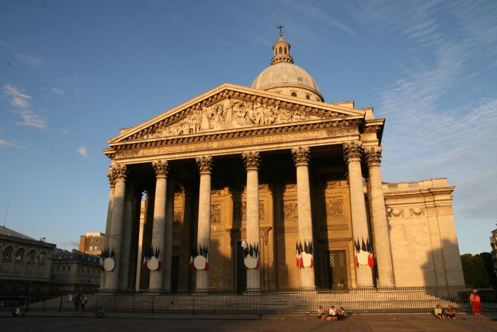 Notre suggestion touristique de la semaine le panth on for Centre francais du commerce exterieur