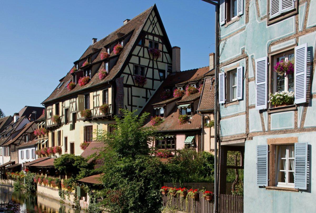 Destination touristique de la semaine colmar la france for Centre francais du commerce exterieur