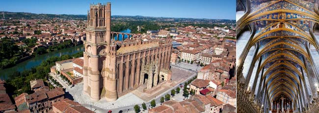 Albi la cit piscopale la france en r publique tch que for Centre francais du commerce exterieur
