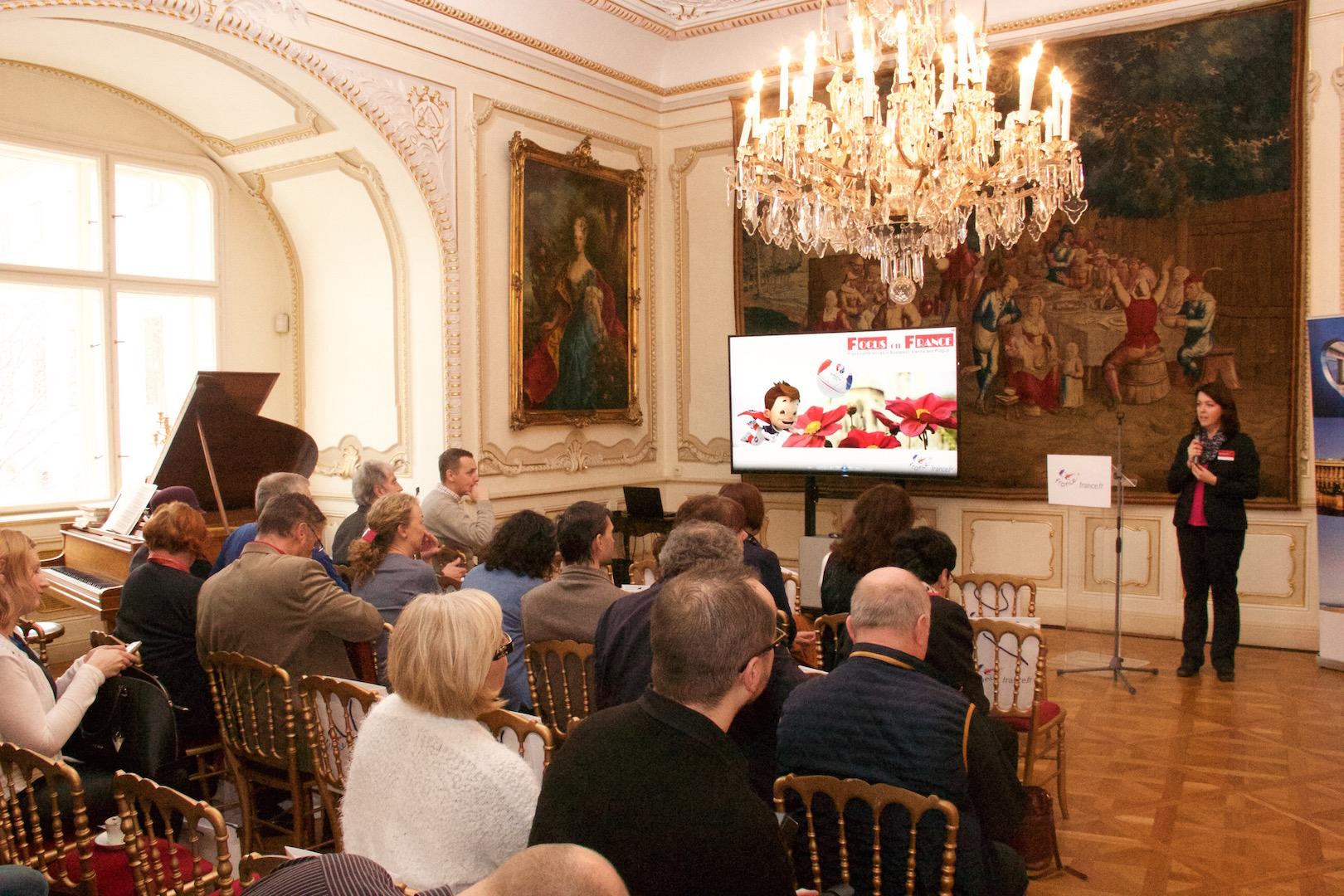 Promotion du tourisme en france l ambassade 17 f vrier - Office de tourisme republique tcheque ...