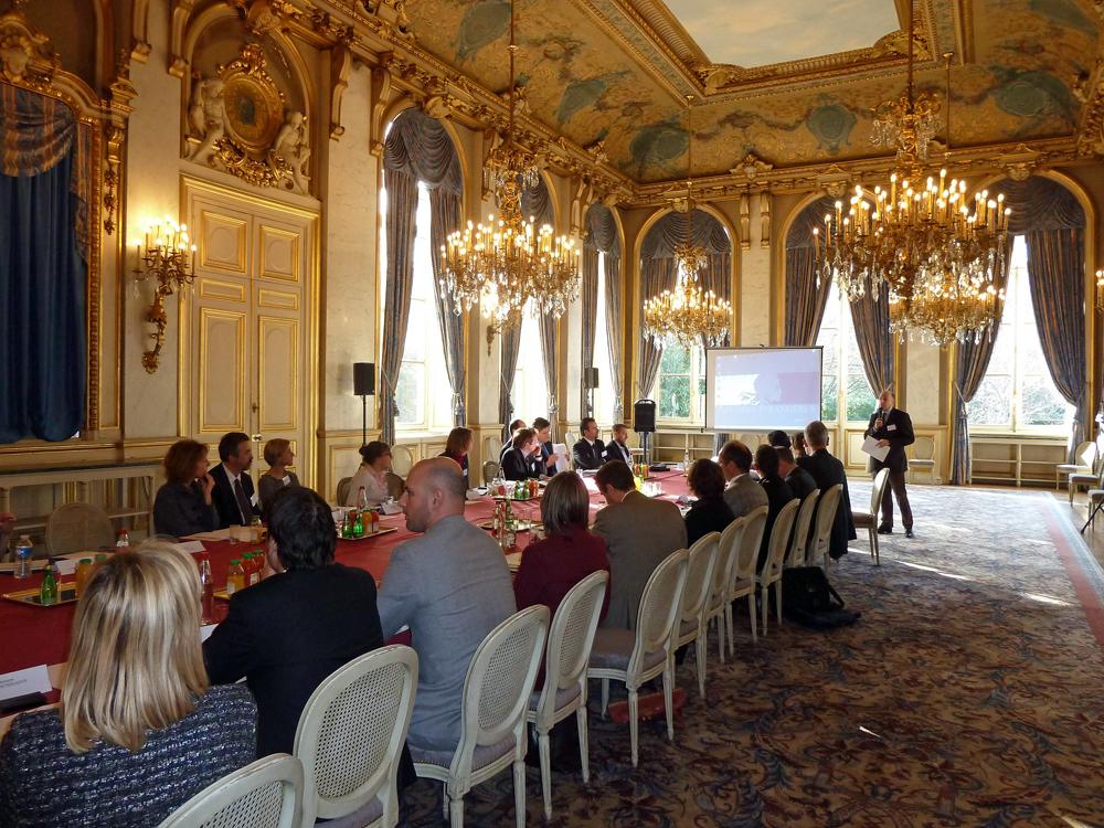 Forum franco tch que des jeunes entrepreneurs la france for Chambre de commerce franco tcheque