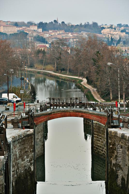 Destination touristique de la semaine le canal du midi - Office de tourisme republique tcheque ...