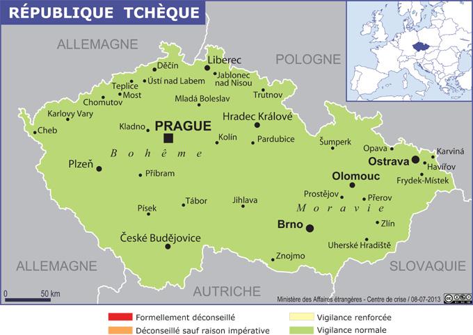 S 39 informer sur la r publique tch que la france en - Office de tourisme republique tcheque ...